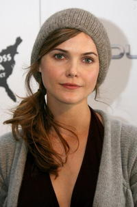 Keri Russell during the 2007 Sundance Film Festival.
