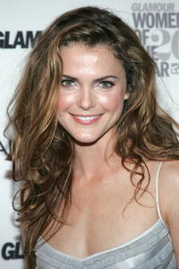 Keri Russell at the Glamour Magazine salute to the 2004