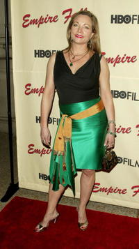Theresa Russell at the premiere of