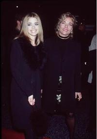 Theresa Russell and Ca Denise Richards at the premiere of