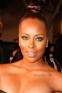 Eva Marcille at the 46th NAACP Image Awards.