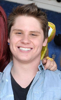 Matt Shively at the Make-A-Wish Foundation's Day of Fun in California.