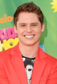 Matt Shively at the Nickelodeon's 24th Annual Kids' Choice Awards in California.