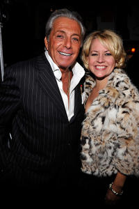 Gianni Russo and Emily Connor at the launch of book