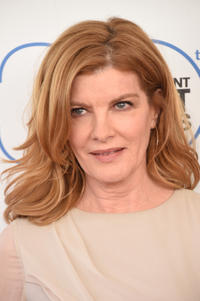 Rene Russo at the 2015 Film Independent Spirit Awards at Santa Monica Beach.