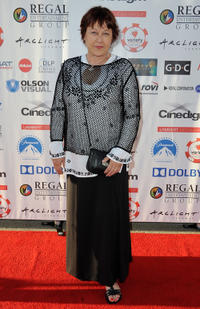 Susan Ruttan at the 1st Annual Variety Charity Texas Hold Em Tournament in California.