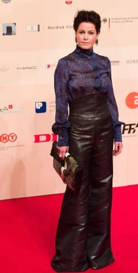 Lene Nystrom at the European Film Awards.