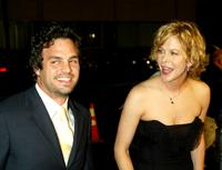 Meg Ryan and Mark Ruffalo at the premiere of