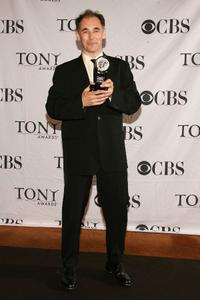 Mark Rylance at the 62nd Annual Tony Awards.