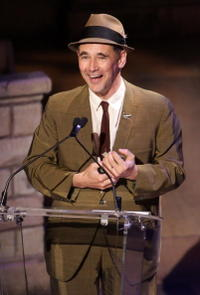 Mark Rylance at the 64th Annual Theatre World Awards.