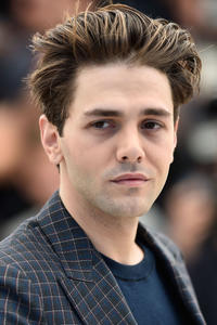 Xavier Dolan during the 69th Cannes Film Festival.