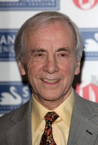 Andrew Sachs at the Oldie of the Year Awards.