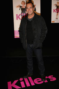Martin Sacks at the Melbourne premiere of