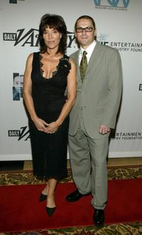 Katey Sagal and husband Kurt Sutter at the Producers Guild of America's 3rd Annual Celebration.