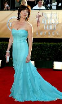 Katey Sagal at the 11th Annual Screen Actors Guild Awards.