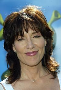 Katey Sagal at the premiere of the