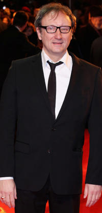 Rainer Bock at the UK premiere of