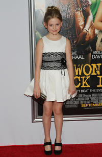 Emily Alyn Lind at the New York premiere of