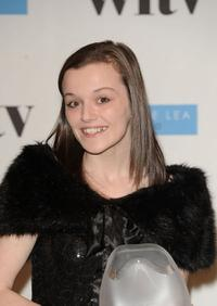 Katie Jarvis at the Women In Film And TV Awards.