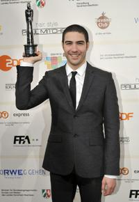 Tahar Rahim at the European Film Awards.