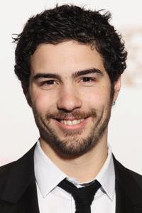 Tahar Rahim at the Orange British Academy Film Awards.