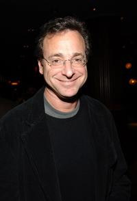 Bob Saget at the dinner and silent auction.