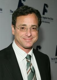 Bob Saget at the Friends of The LA Free Clinic annual dinner gala.