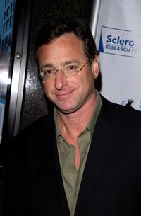 Bob Saget at the benefit for the Scleroderma Research Foundation.