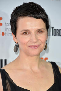 Juliette Binoche at the