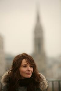 Juliette Binoche as Elise in
