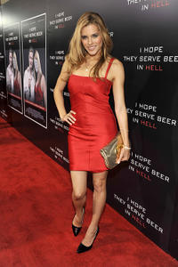 Susie Abromeit at the California premiere of