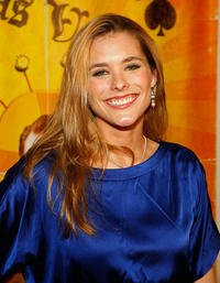 Susie Abromeit at the premiere of