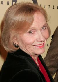 Eva Marie Saint at the premiere of Focus Features'