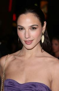 Gal Gadot at the premiere of