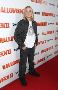 Chase Vanek at the California premiere of