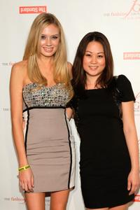Melissa Ordway and April Mun at the FGILA's 2nd Annual