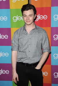 Chris Colfer at the Academy Screening And Q&A of