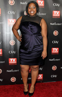 Amber Riley at the TV Guide Magazine's