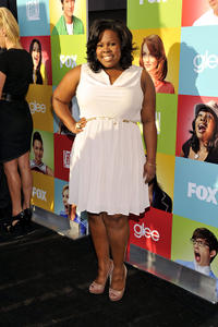Amber Riley at the