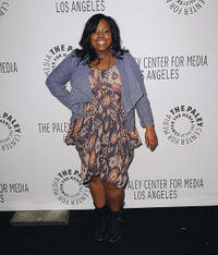 Amber Riley at the Paley Center for Media's Paleyfest 2011 Event honoring
