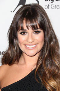Lea Michele at the Big Brother Big Sisters of Greater Los Angeles 2012 Stars Gala at the Beverly Hilton Hotel in Beverly Hills, CA.