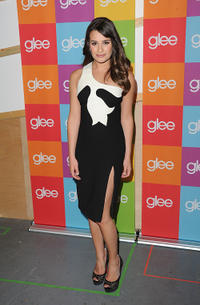 Lea Michele at the
