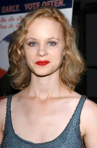 Thora Birch at the Los Angeles premiere of