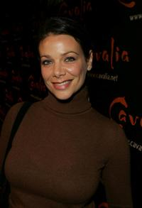 Meredith Salenger at the opening night of Cavalia to benefit the American Human Association.