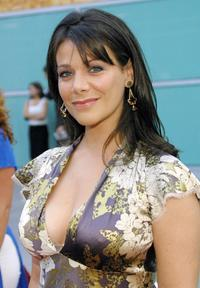 Meredith Salenger at the premiere of