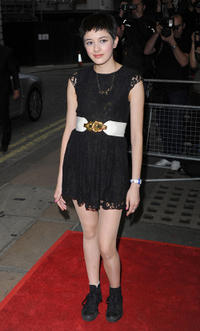 Sophie Wu at the UK premiere of