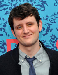 Zach Woods at the New York premiere of