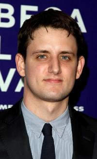 Zach Woods at the premiere of