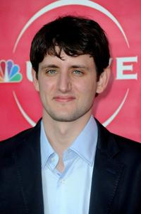 Zach Woods at the NBC Universal's 2010 TCA Summer party.