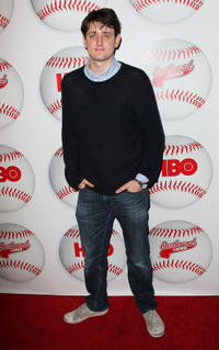 Zach Woods at the California premiere of